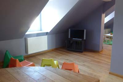hall 2eme etage
