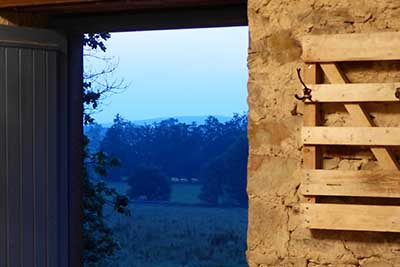 La chambre au bois ciel